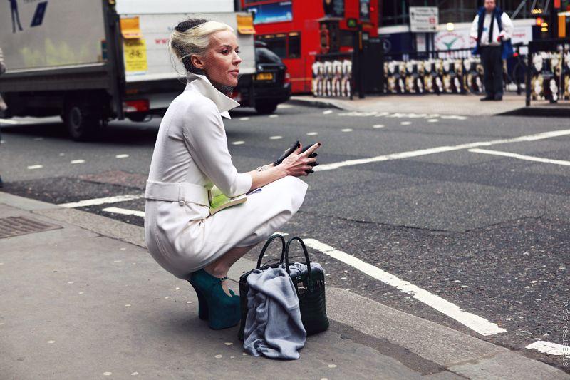 celebrities love hermes Daphne Guinness